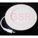 6W Super Slim Round LED Panel Light