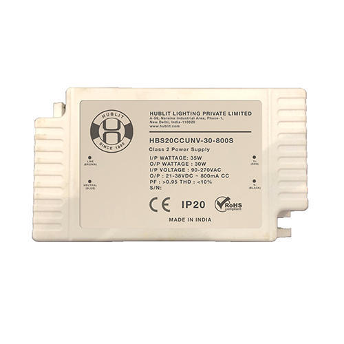 35w Led Driver Square Waterproof