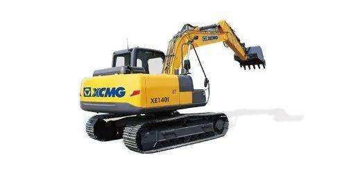 XCMG Hydraulic Excavator XE140 I, Travel Speed: 6 0/3 5 K/hr