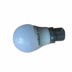 Cool Daylight Ceramic Havells LED Bulb, Base Type: B22, B22