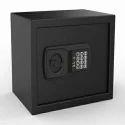 Digital Locker, Black