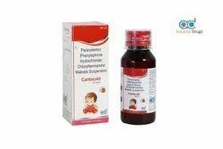 Paracetamol, Phenylephrine ,Cpm Suspension