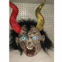 2 Horn Horror Mask
