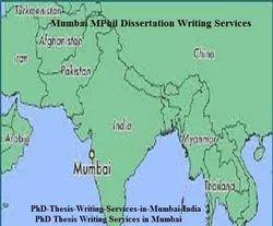 MPhil Dissertation Writing Services In Mumbai