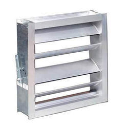 Aircons Volume Control Duct Damper, for Manual or motorized volume control in ducts