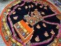 Cotton Embroidered Traditional Chaniya Choli