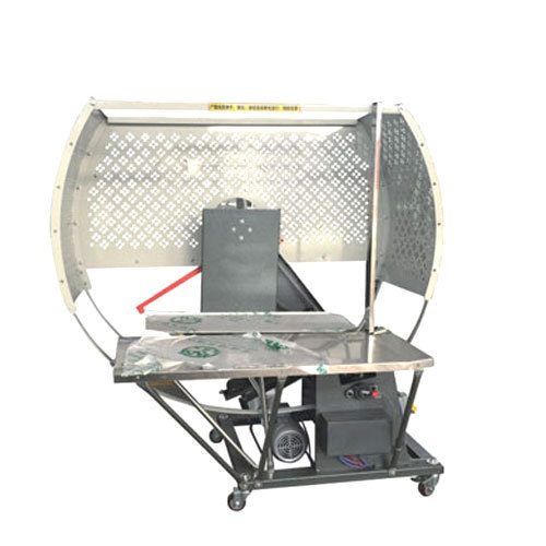Box Bundling Machine