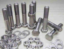 Nascent Hastelloy Fasteners