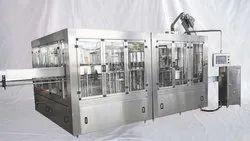 60 Bpm Washing Filling Capping Machine
