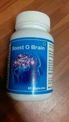 Sovam Boost O Brain Capsule, For Clinical, Packaging Type: Bottle