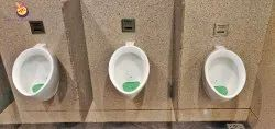 Apple Orchid Urinal Screen