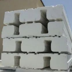 White Construction Thermocol
