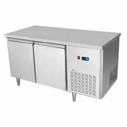 Two Door Under Counter Refrigerator