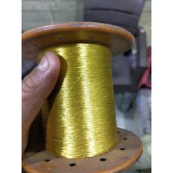 Dyed Polyester Zari Thread