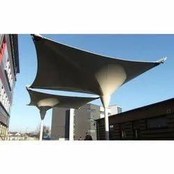 Tensile Rain Structure