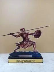 Laser Cut Acrylic Trophy