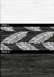 6060 (L, H) Hexa Ceramic Tiles Matt Series