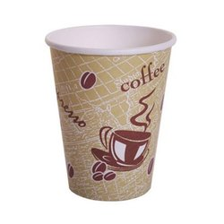 Brown 210 ML Disposable Paper Cup