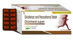 Dicloheal Super - Diclofenac 50mg plus Paracetamol 325mg