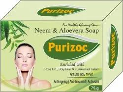 Neem and Aloevera Soap