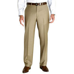 Men's Cotton Formal Trouser, Size: 38-44