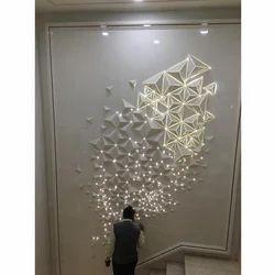 Pu 3D Wall design