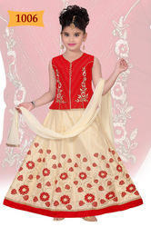 Girls new style latest design Red Lehenga Choli