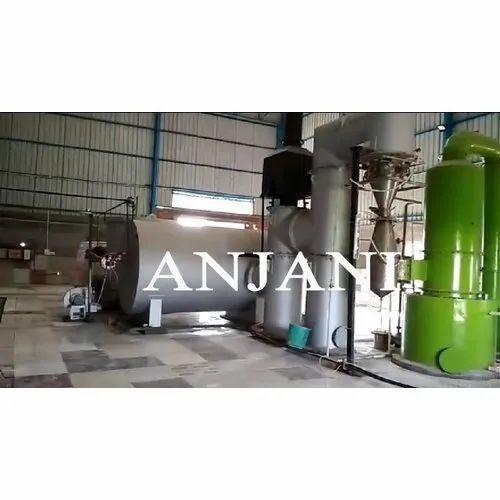 Anjani Mild Steel & Statinless Steel Industrial Waste Incinerator