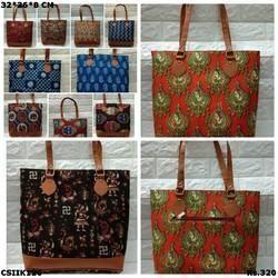 Ikkat Handbag