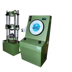 Manual Universal Testing Machine