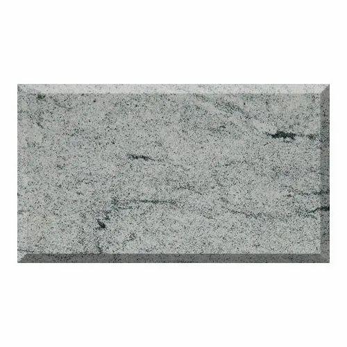 Polished Madanapalle White Granite, Thickness: 17-20 mm, Flooring