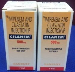 Imipenem Cilastatin Injection 500mg Ip