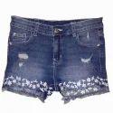 Kids Denim Stylish Shorts