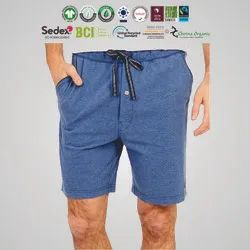 Chetna Organic Cotton Mens Loungewear Shorts