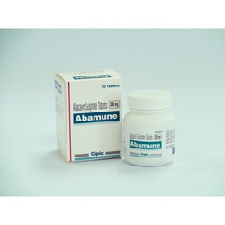 Abacavir Sulfate Tablets