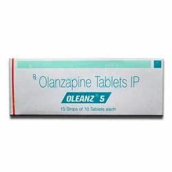 Oleanz Drug