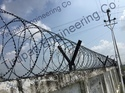 Government Design Spiral Wire Fencing