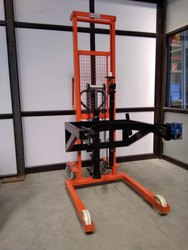 Drum Lifter With Tilter & With Weighing Module