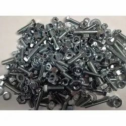 Stainless Steel Nut Bolt, Packaging Type: Packet, Material Grade: SS 304