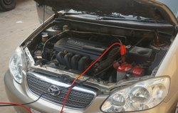 Battery Jumpstart Service