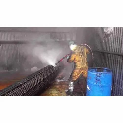 Tube Heat Exchanger Cleaning Service
