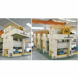 Link Drive H Frame Power Press