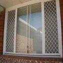 Aluminium Grill Design Aluminum Window, For Residential