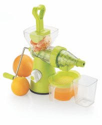 Hand Operated Indian Origin Juicer