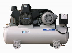 Anest Iwata Reciprocating Air Compresso