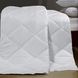 91 x 101 Inch White Double Microfiber Comforter Bed Sheet