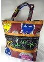 Cloth Kalamkari Embroidered Handbag