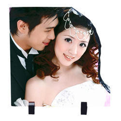 Sublimation Rock Photo Frame (VSH - 34)