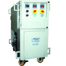 Low Vacuum Degasification Unit