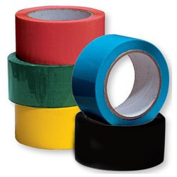 1 Inch Plain Colored BOPP Tape